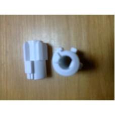 Белая накладка, на миксер растворимых (арт. 9111.131)